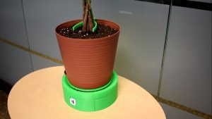 goldoon, smart self-watering planter
