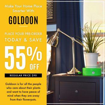 Goldoon smart self watering 55% off regular price