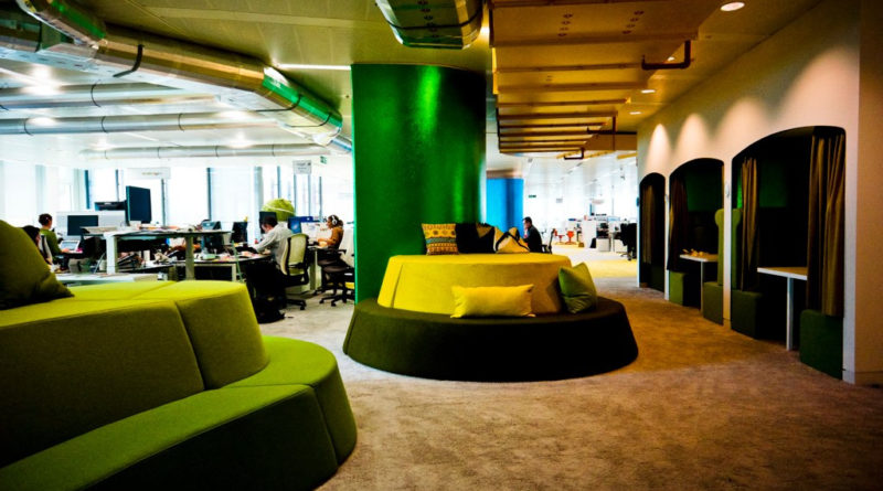 tech company google office london