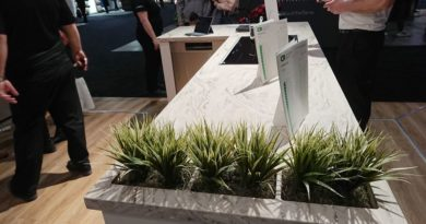 Affordable Interior Decor Trends from the Interior Design Show 2019: Countertop Planters