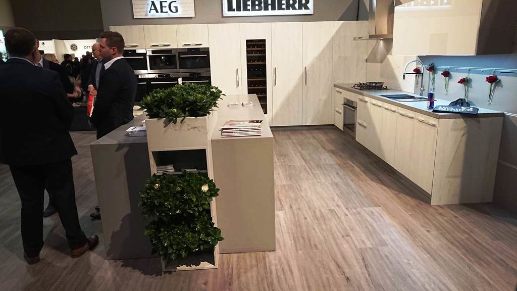 countertop planter new trend in interior design kitchen